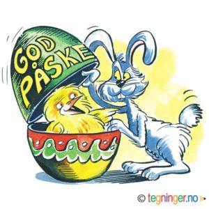 God påske - PÅSKE