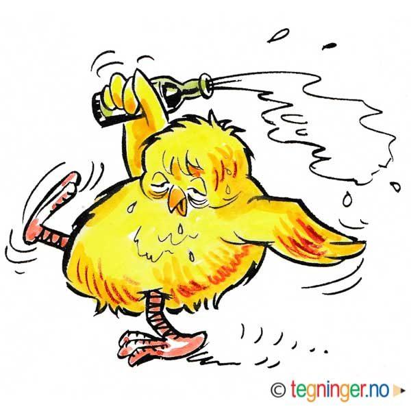 Full kylling – PÅSKE