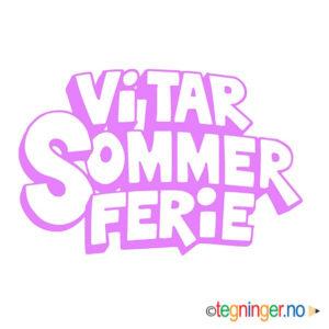 Vi tar sommer ferie 5 - SOMMER