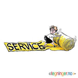 Service - NÆRINGSLIV