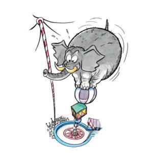 På sirkus – KULTUR