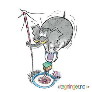 På sirkus - KULTUR