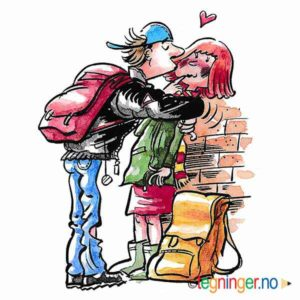 Skole kjærester - UTDANNING