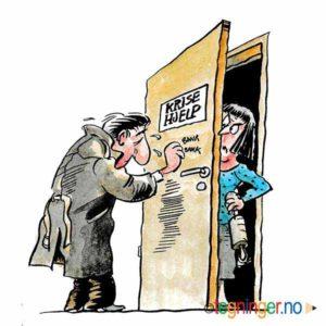 Krise hjelp - ØKONOMI