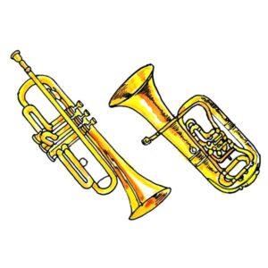 Trompet og Althorn – MUSIKK