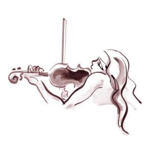 Fiolinist – MUSIKK
