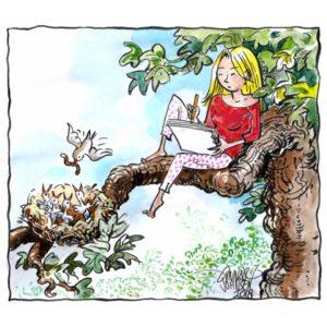 På grenen – VÅR