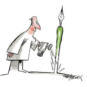 Vanne skrivepennen – KULTUR