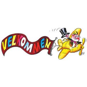 Velkommen – BEGIVENHETER