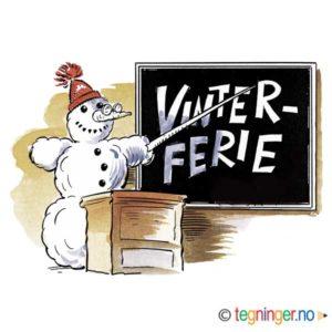 Vinterferie – VINTER