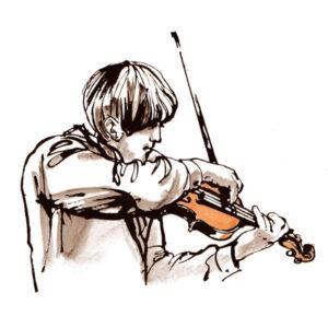 Filolin spiller – MUSIKK
